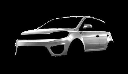 Цвета кузова Haval M4